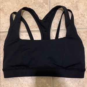 lululemon athletica Intimates & Sleepwear - Lululemon Splendour sports bra black size 4